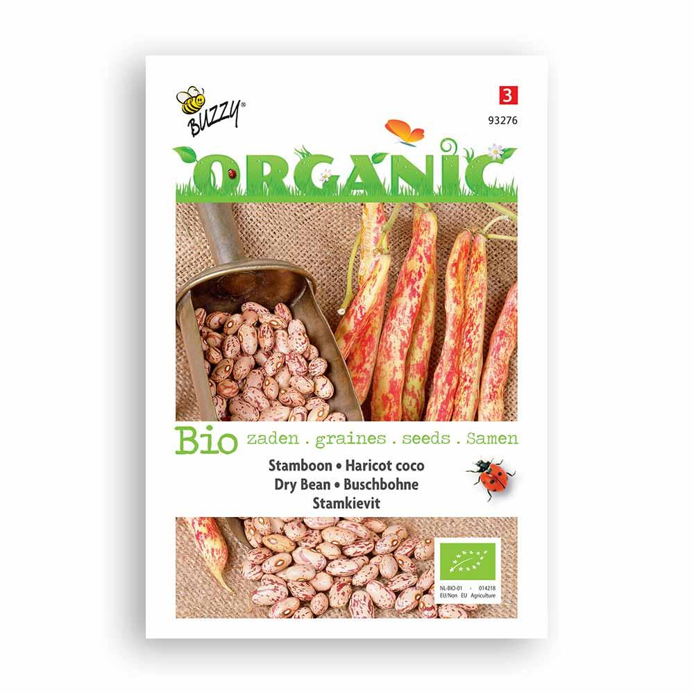 Buzzy® Organic Buschbohne Stamkievit (BIO)