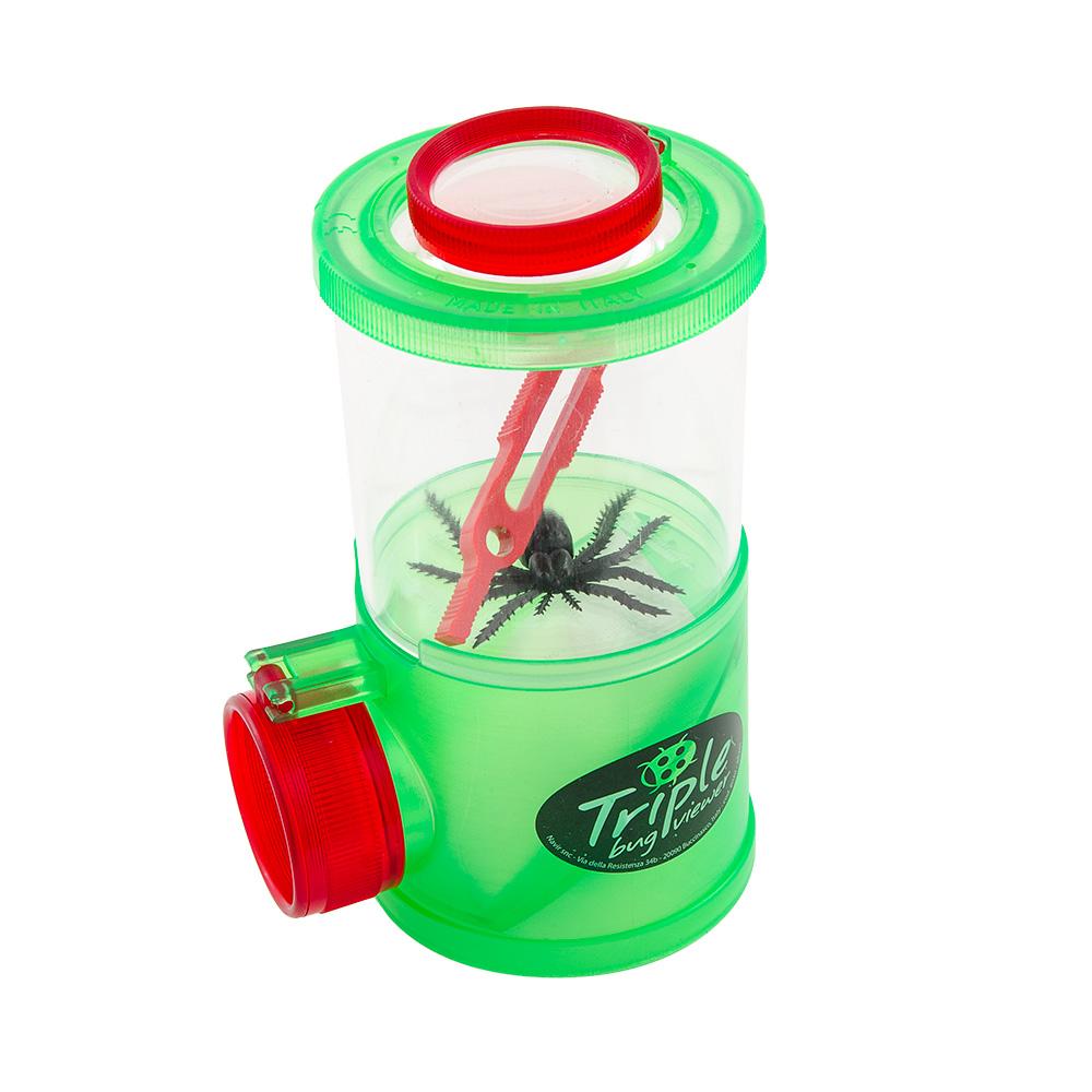 Navir Insectenloep Triple Bugviewer
