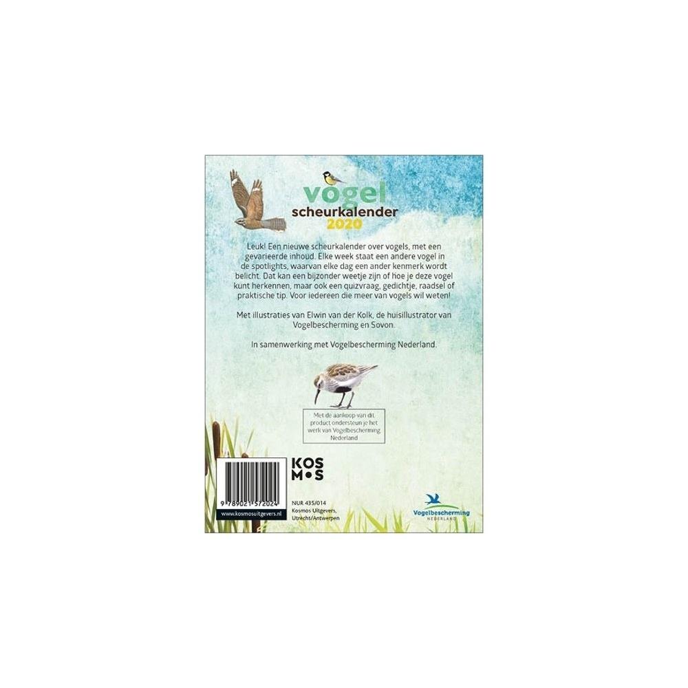 Vogelscheurkalender 2020