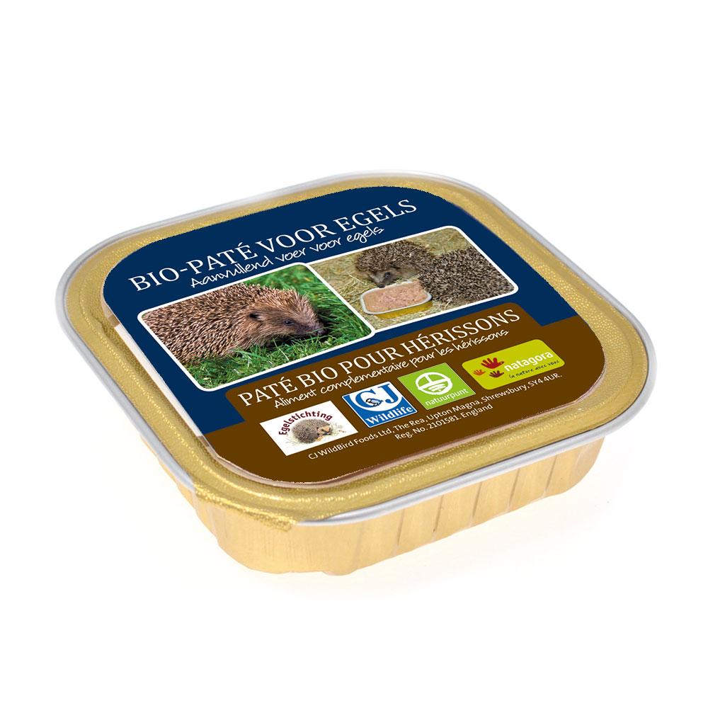 Bio-pat� voor egels