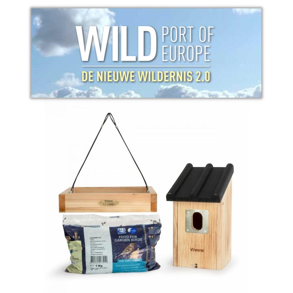 Wild Port of Europe - Boomkleverpakket