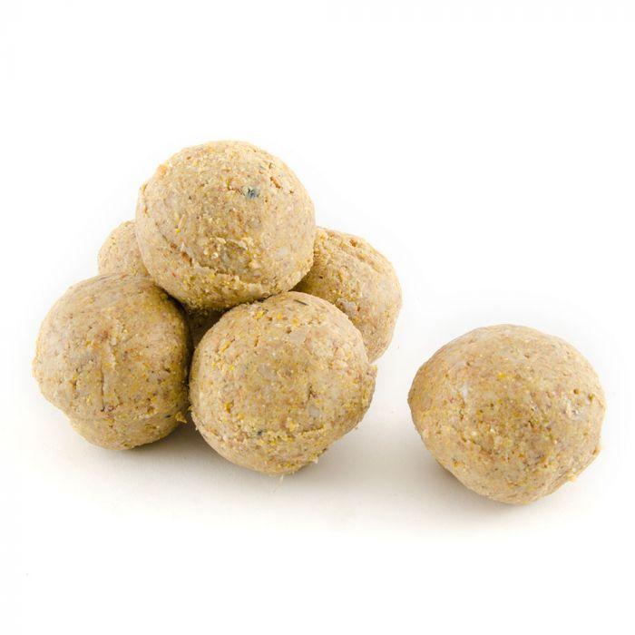 Vetbollen no mess met pinda - 6 stuks