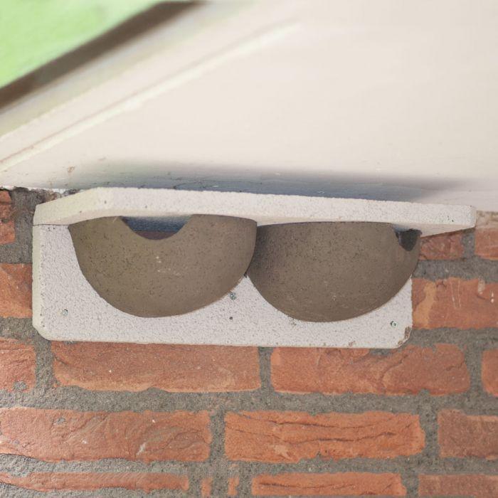 WoodStone Huiszwaluwnest Dubbel