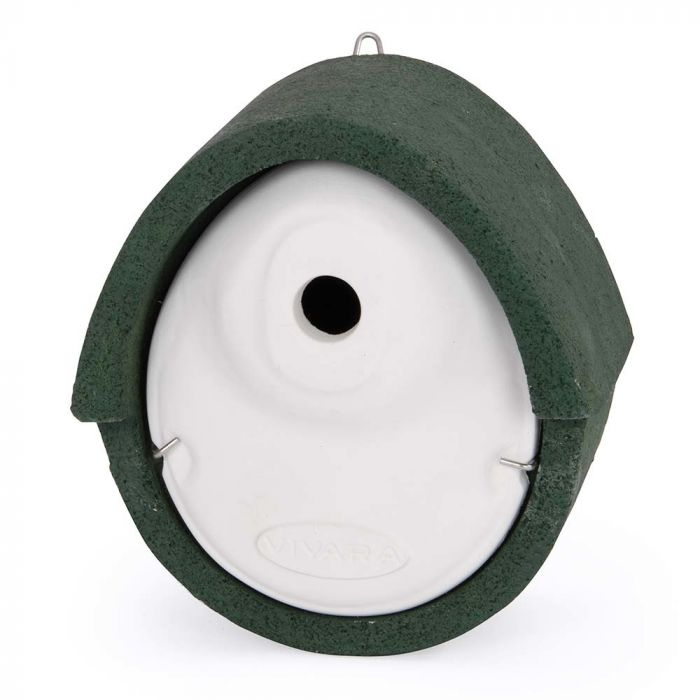 Nestkast Alicante WoodStone 28 mm Groen
