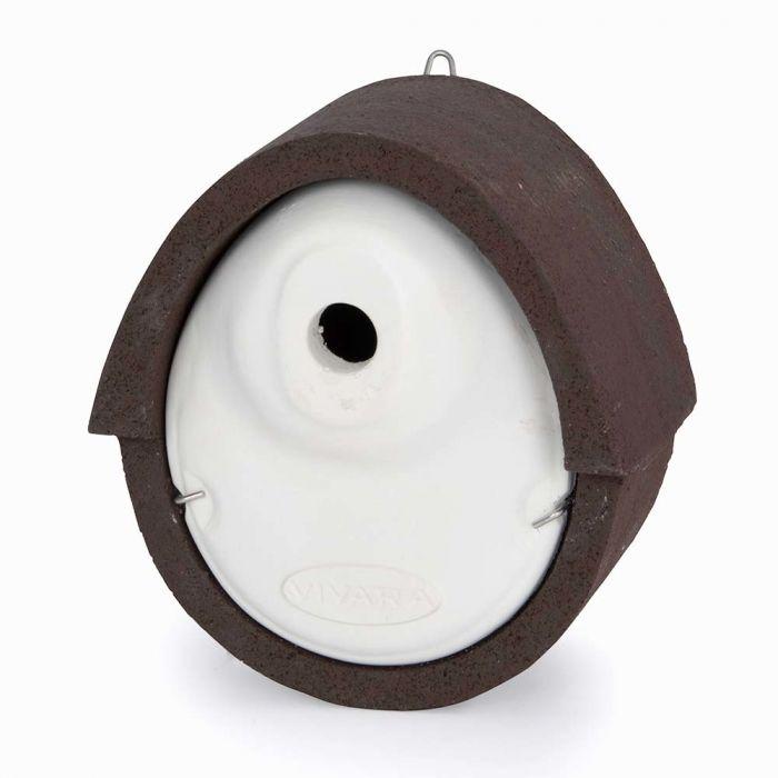Nestkast Alicante WoodStone 28 mm Bruin