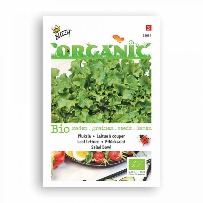 Buzzy® Organic Pluksla groen Salad Bowl (BIO)