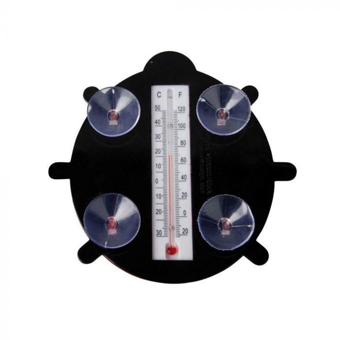 Thermometer lieveheersbeestje