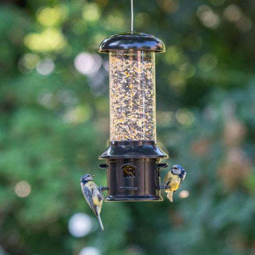Hermes Voedersilo voor kleine vogels