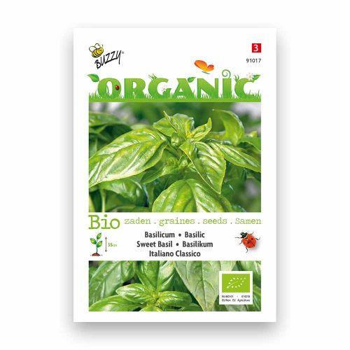 Buzzy® Organic Basilicum Italiano Classico  (BIO)