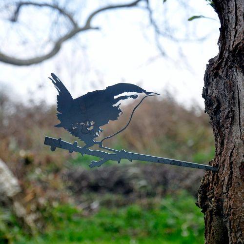 Metalbird winterkoning