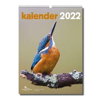 Vogelbescherming kalender 2022