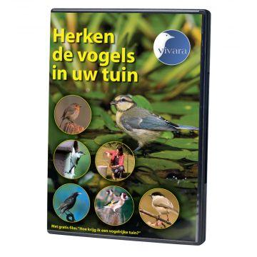 DVD Herken de vogels in uw tuin