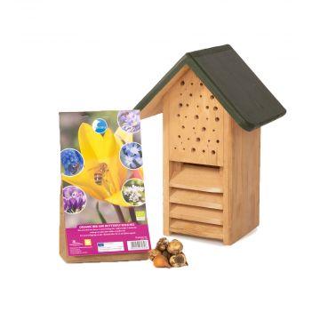 Bloembollen bijenpakket - zelf samenstellen