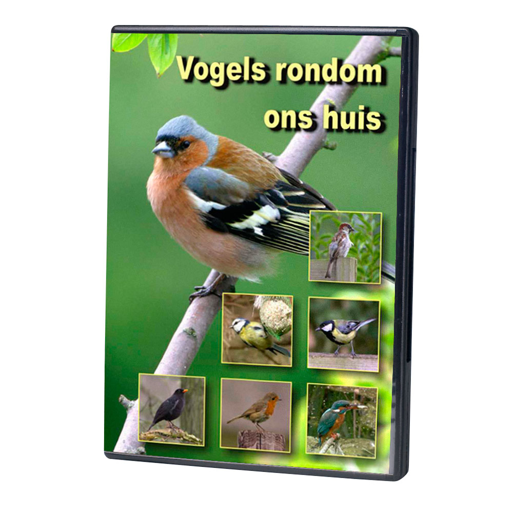 DVD Vogels rondom ons Huis