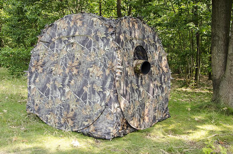 Schuiltent Stealthgear Square Hide