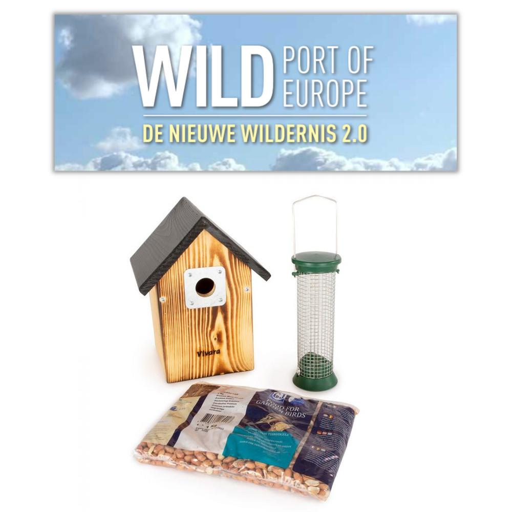 Wild Port of Europe - Koolmeespakket