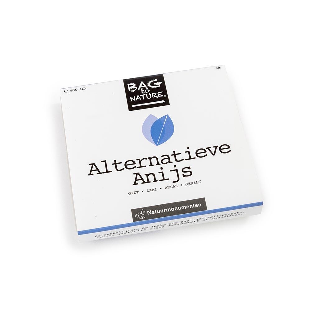 Zaai-het-zelf Alternatieve Anijs