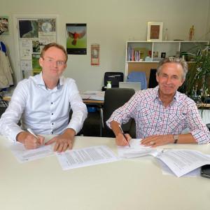 Nieuwe impuls samenwerking CJ Wildbird Foods en Vogelbescherming