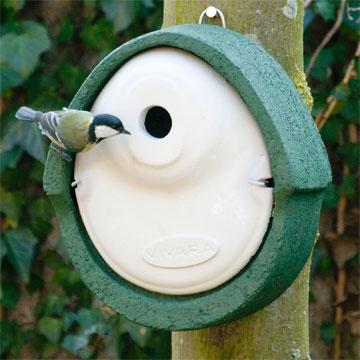 Woodstone nestkast uitkiezen