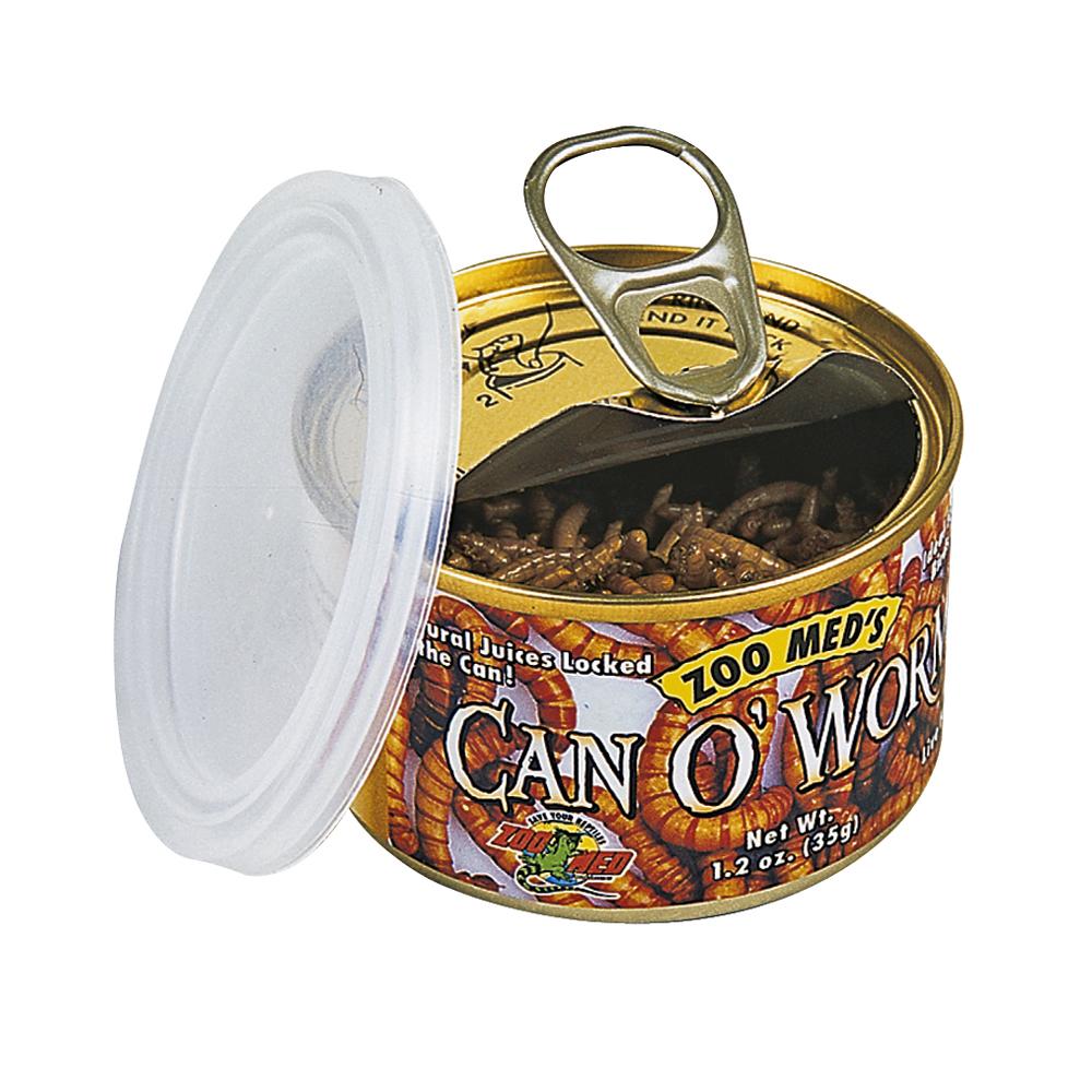 Ingeblikte meelwormen