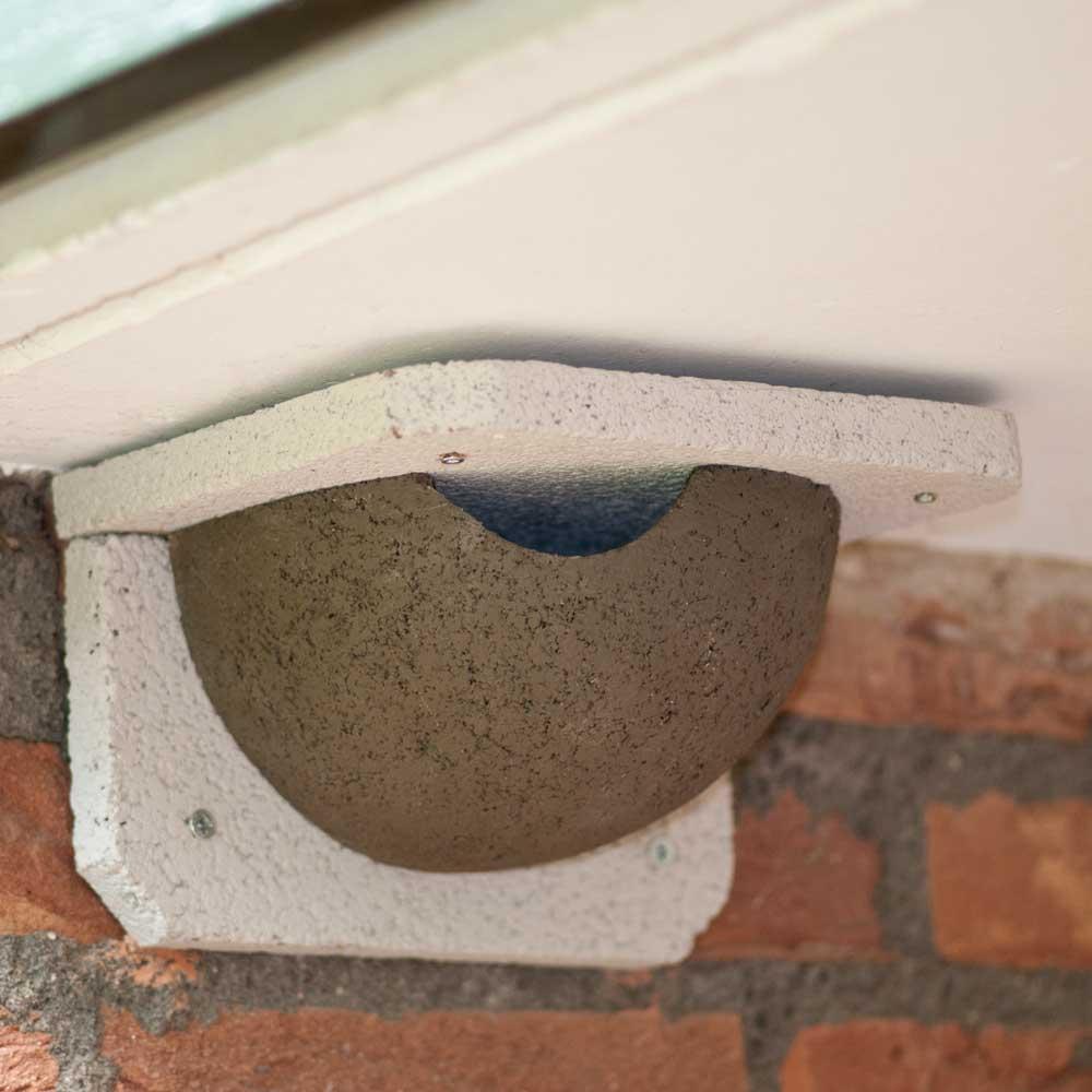WoodStone Huiszwaluwnestkast enkel (ingang links)