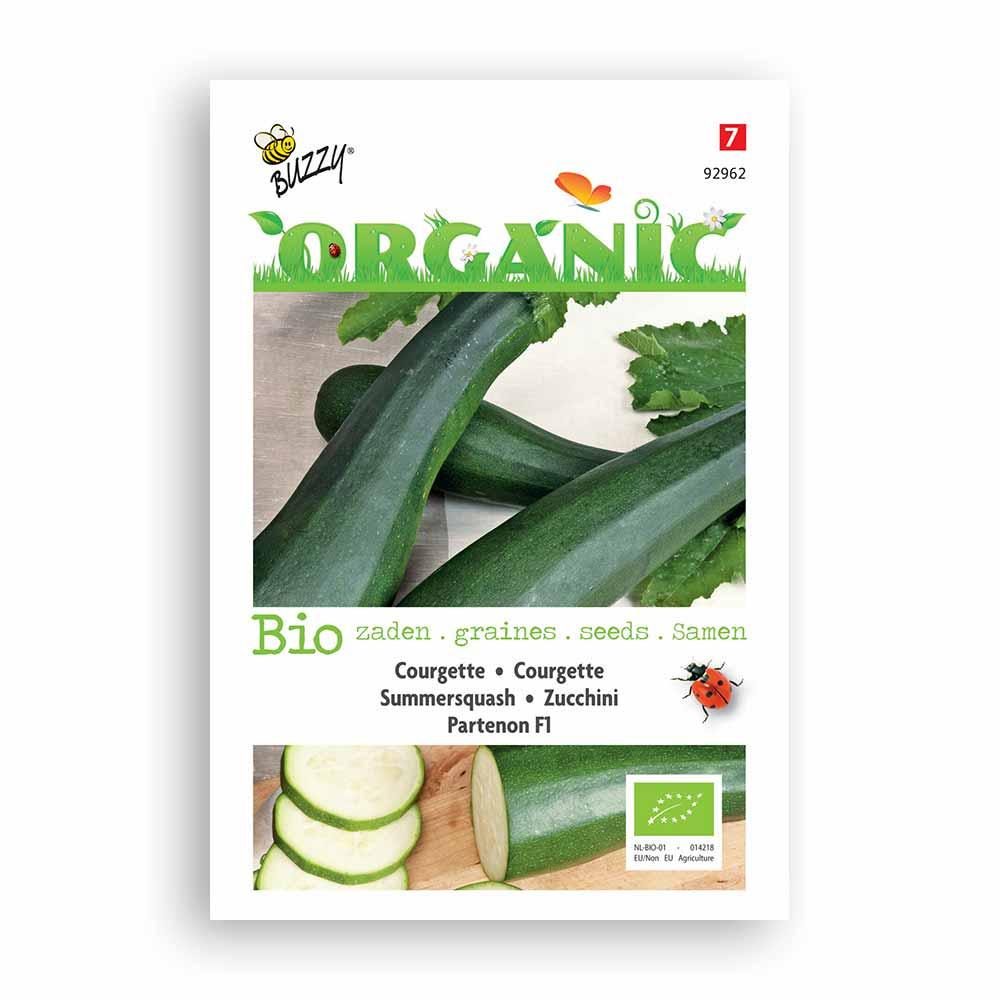 Buzzy� Organic Courgette Partenon F1 (BIO)