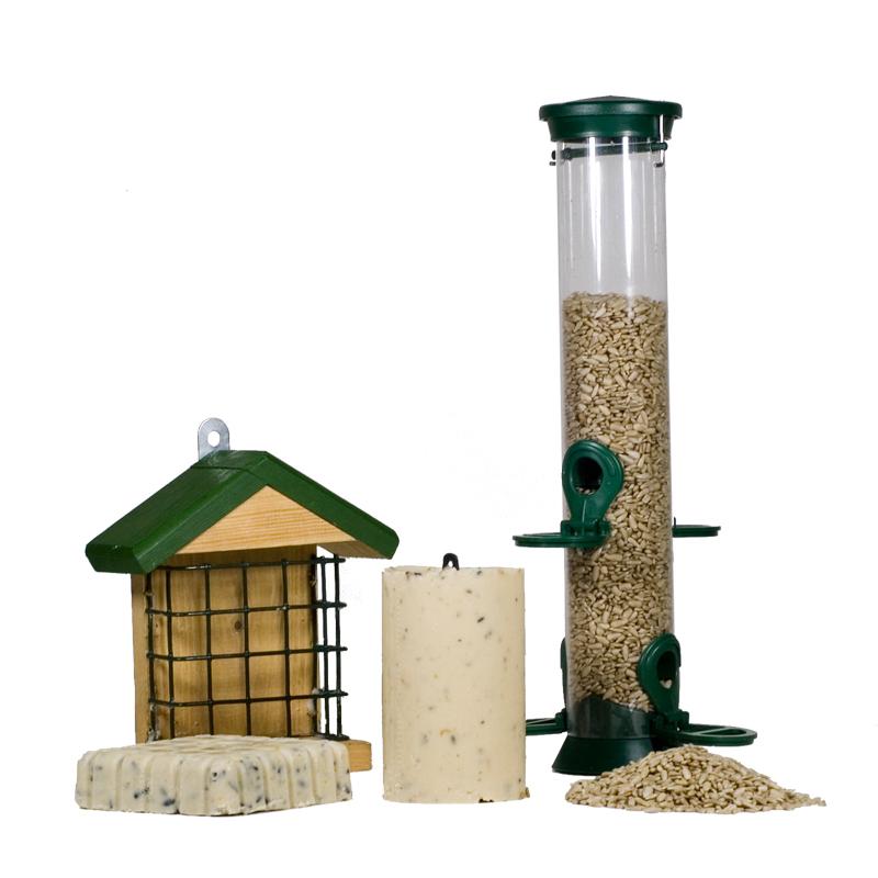 Vogelvoer startpakket