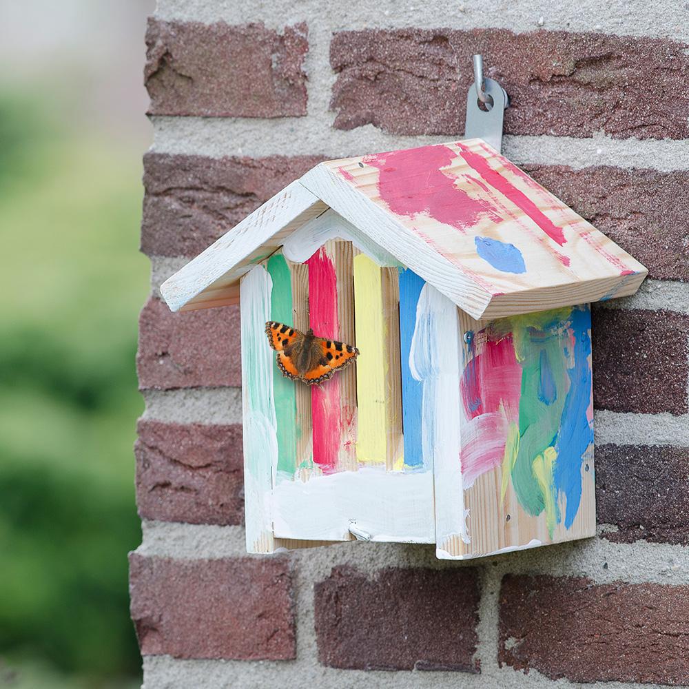 Bouwpakket vlinderhuis Dana