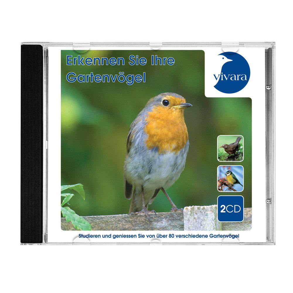 CD Herken uw tuinvogels