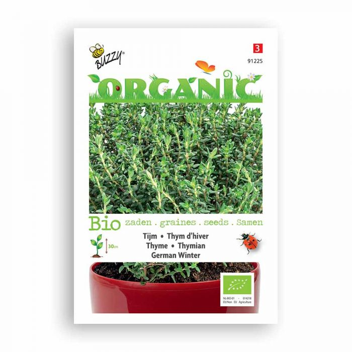 Buzzy® Organic Tijm (BIO)