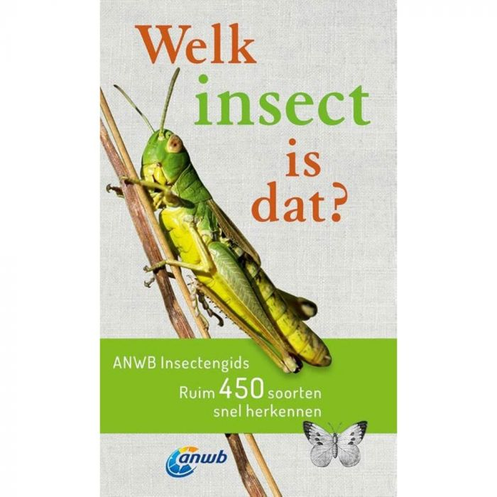 Welk insect is dat? ANWB Insectengids
