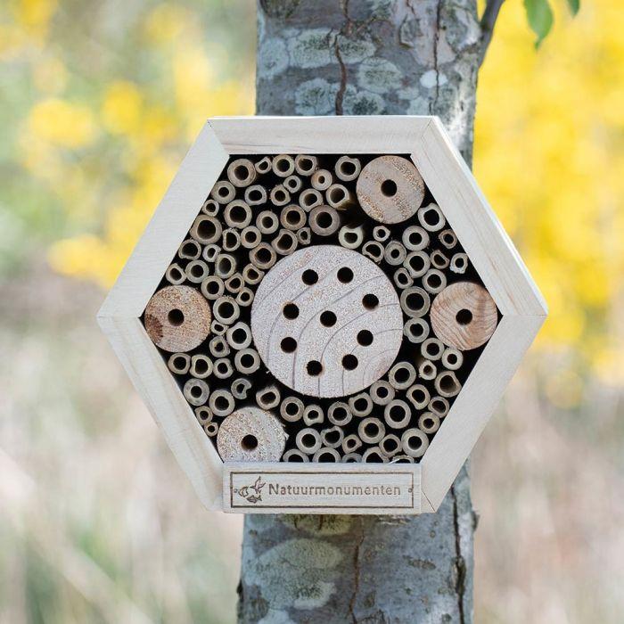 Natuurmonumenten Insectenhotel Sun