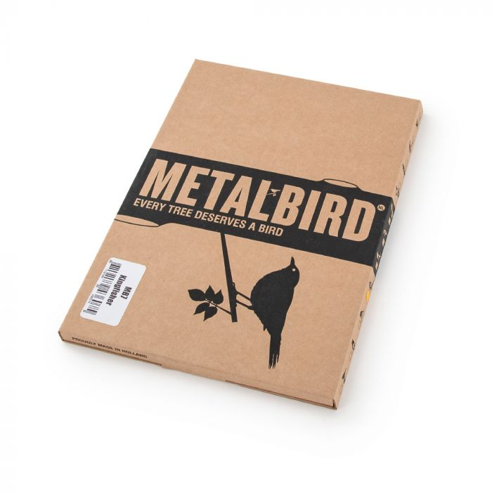 Metalbird ijsvogel