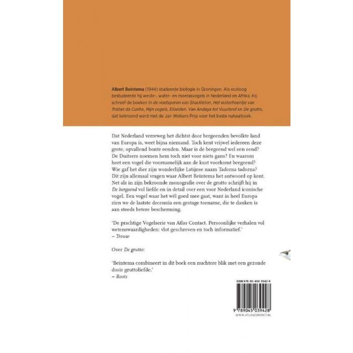 Vogelboeken - De bergeend