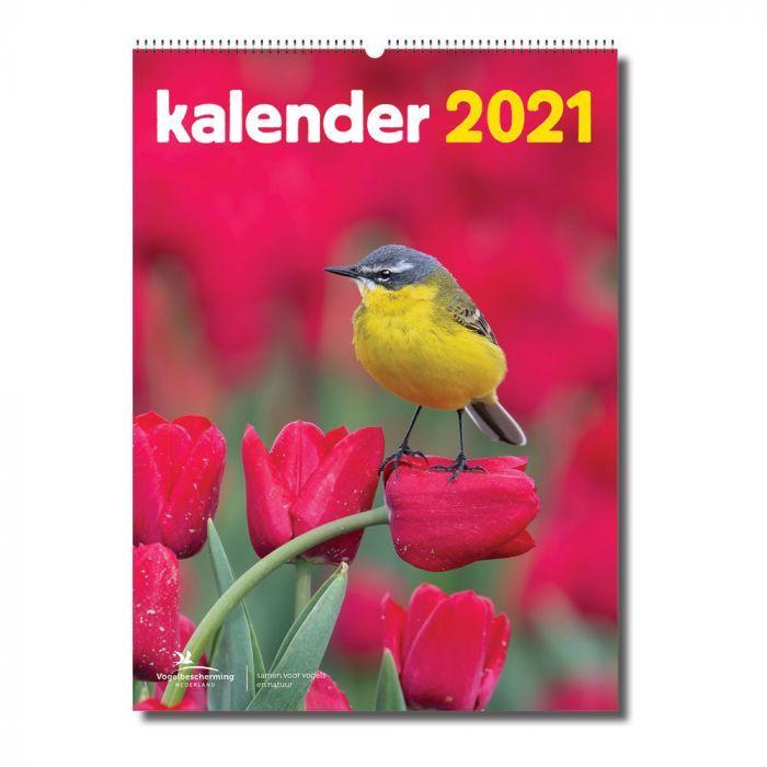 Voordeelpakket kalender en agenda Vogelbescherming 2021