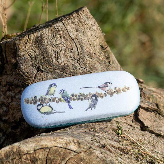 Brillenkoker Tuinvogels Elwin van der Kolk