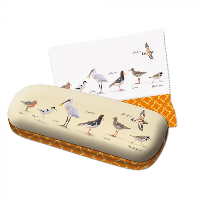 Brillenkoker Watervogels Elwin van der Kolk