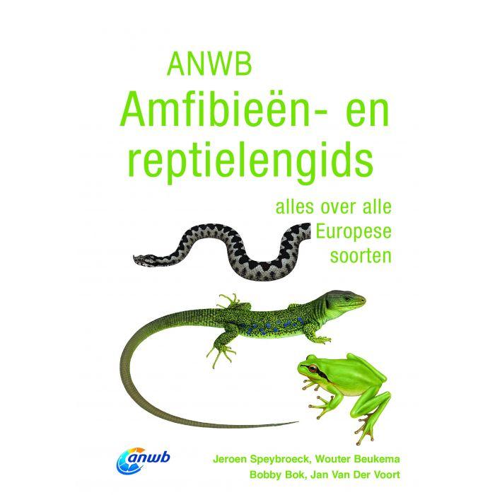 ANWB Amfibiën- en reptielengids