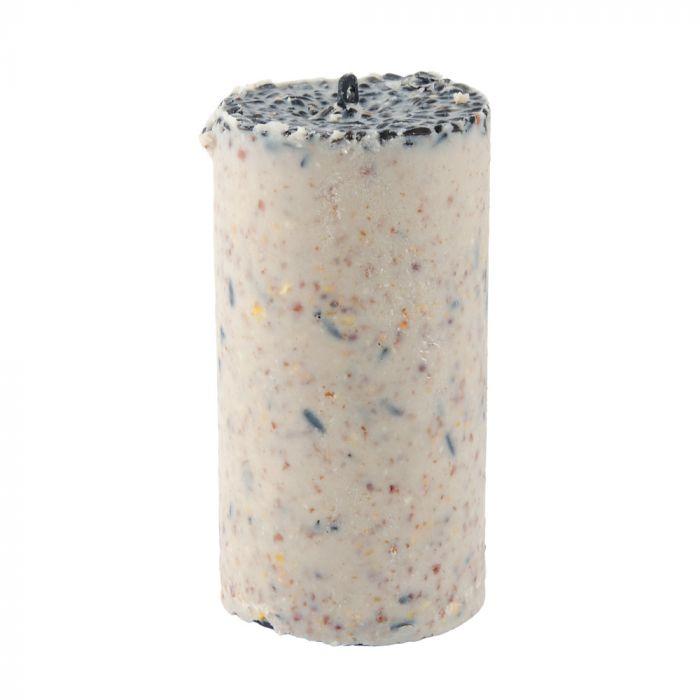 Pindacake met zaden