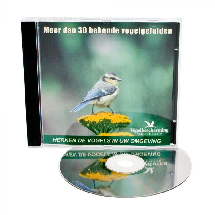 Herken de vogels in uw omgeving