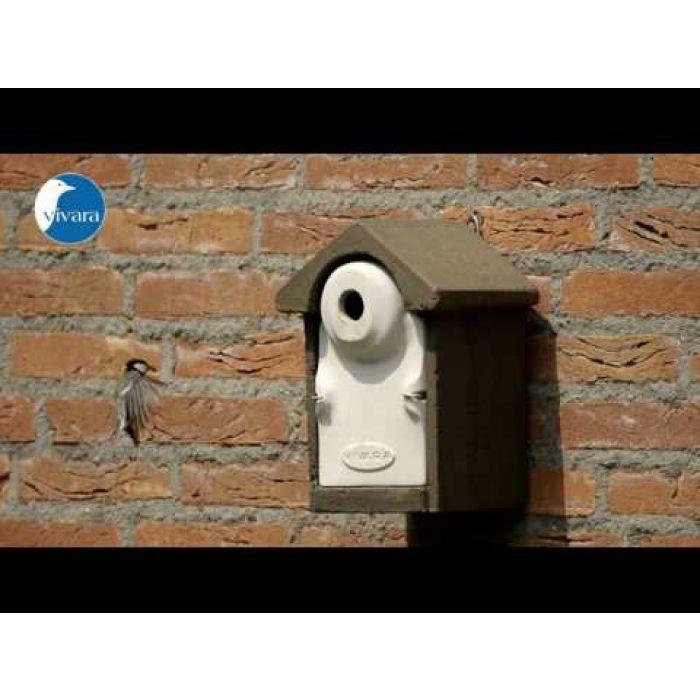 Nestkast Sevilla WoodStone 32 mm Bruin