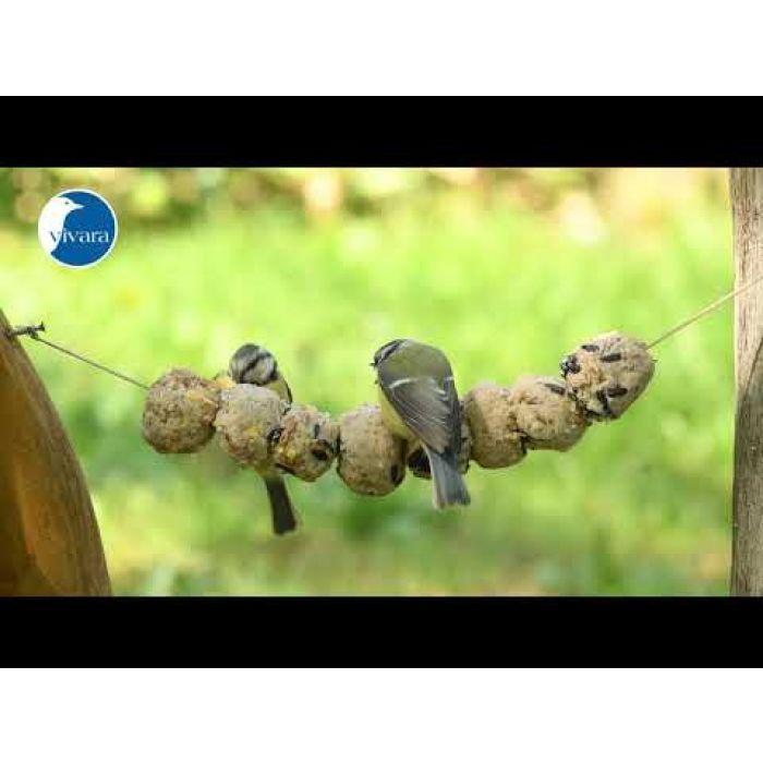 Vogelpindakaas-boetseerklei 1kg