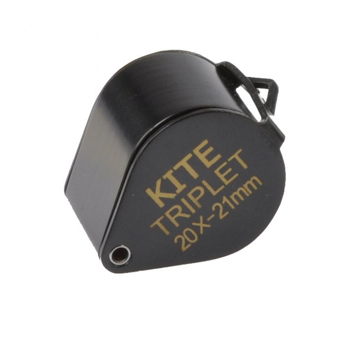Kite Loep Triplet 20 X 21mm