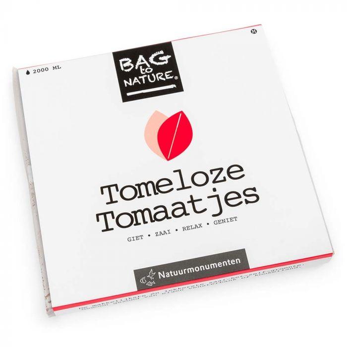 Zaai-het-zelf Tomeloze Tomaatjes