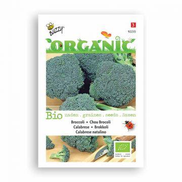 Buzzy® Organic Broccoli groene Calabrese (BIO)