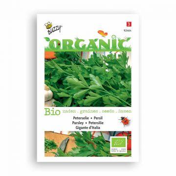 Buzzy® Organic Peterselie Gigante D'Italia (BIO)