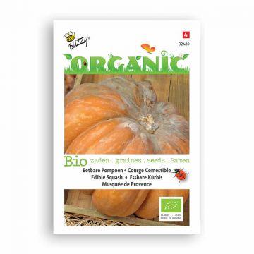 Buzzy® Organic Pompoen Musquée de Provence (BIO)