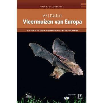 Veldgids Vleermuizen van Europa