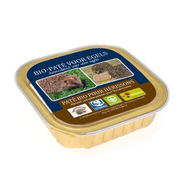 Bio-paté voor egels