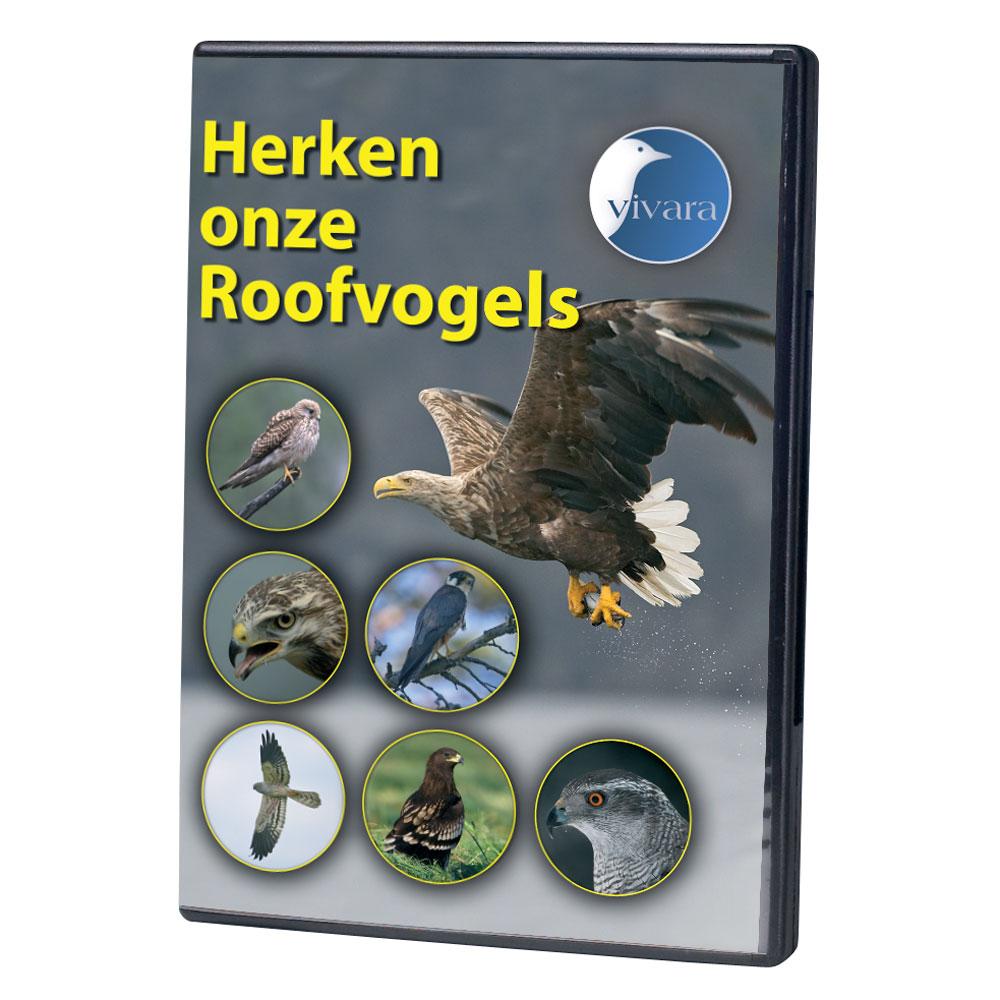 DVD Herken onze roofvogels